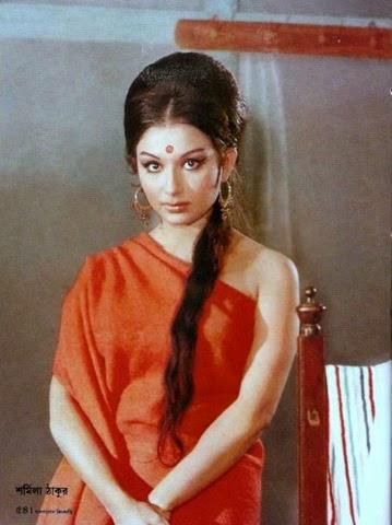 Actress Sharmila Tagore
