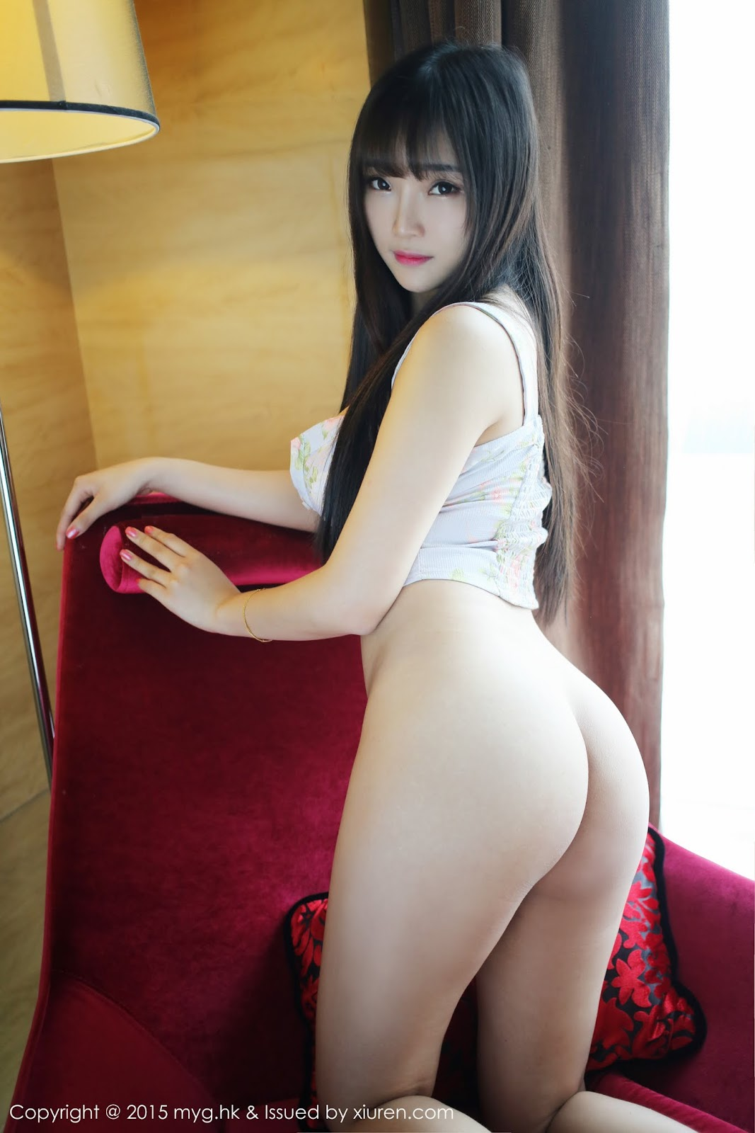 0014 - Sexy Girl Model MYGIRL VOL.118