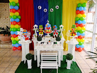 Decoração festa infantil Porto Alegre - Patati Patatá
