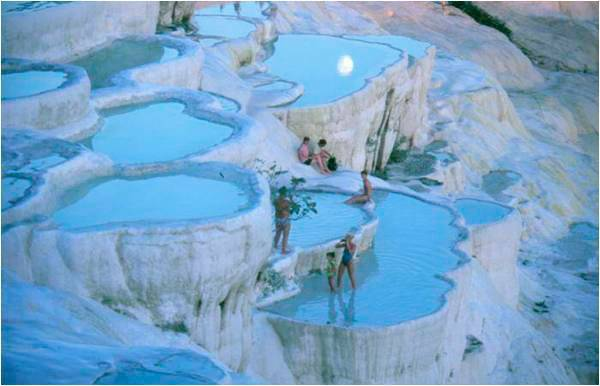 Pamukkale ~ Best Destinations Abroad