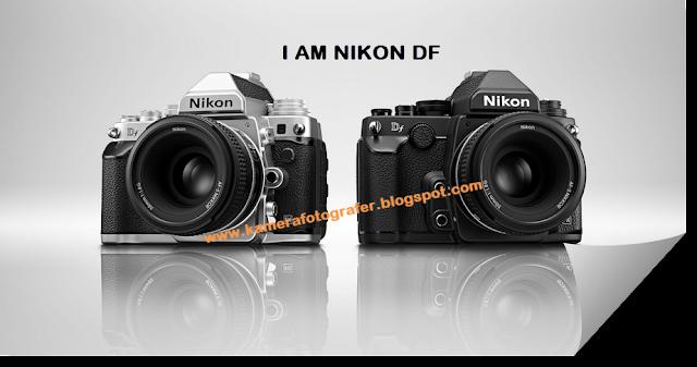 Spesifikasi dan Harga Kamera Nikon DF Tahun 2015