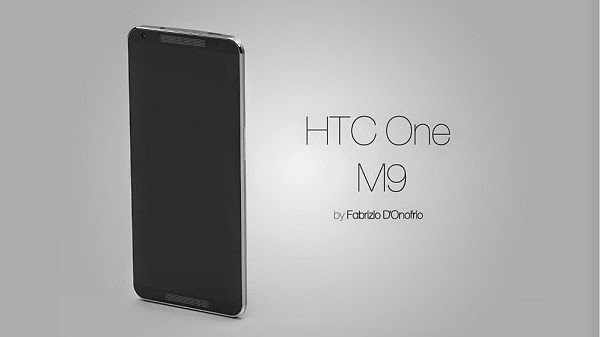 Reveal Stunning Images Of The HTC Concept One (M9) 1
