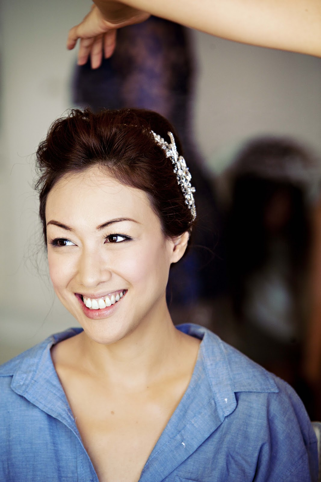 Natural Wedding Makeup Asian : Brisbane Asian Indonesian Bridal Hair and Makeup ?????? ...