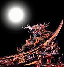 Shio Kambing dan Naga