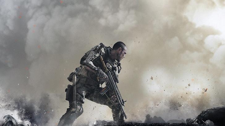 Call of Duty Advanced Warfare Smoke