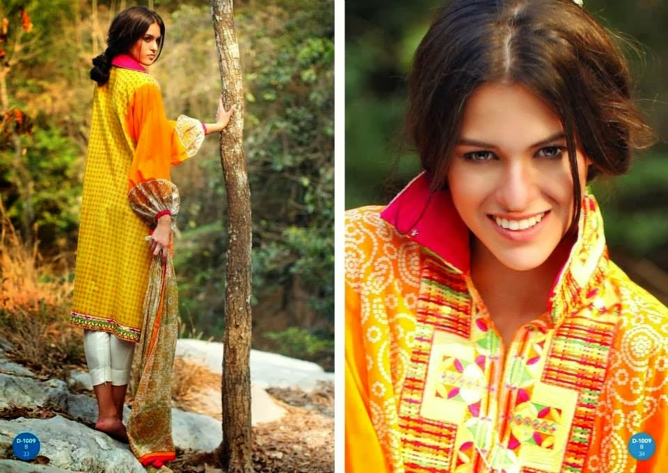 Floral Printed Lawn Suits