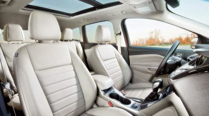 2015 Ford Escape Hybrid Interior