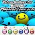Menambahkan Icon Yahoo Smileys di Komentar Blogspot