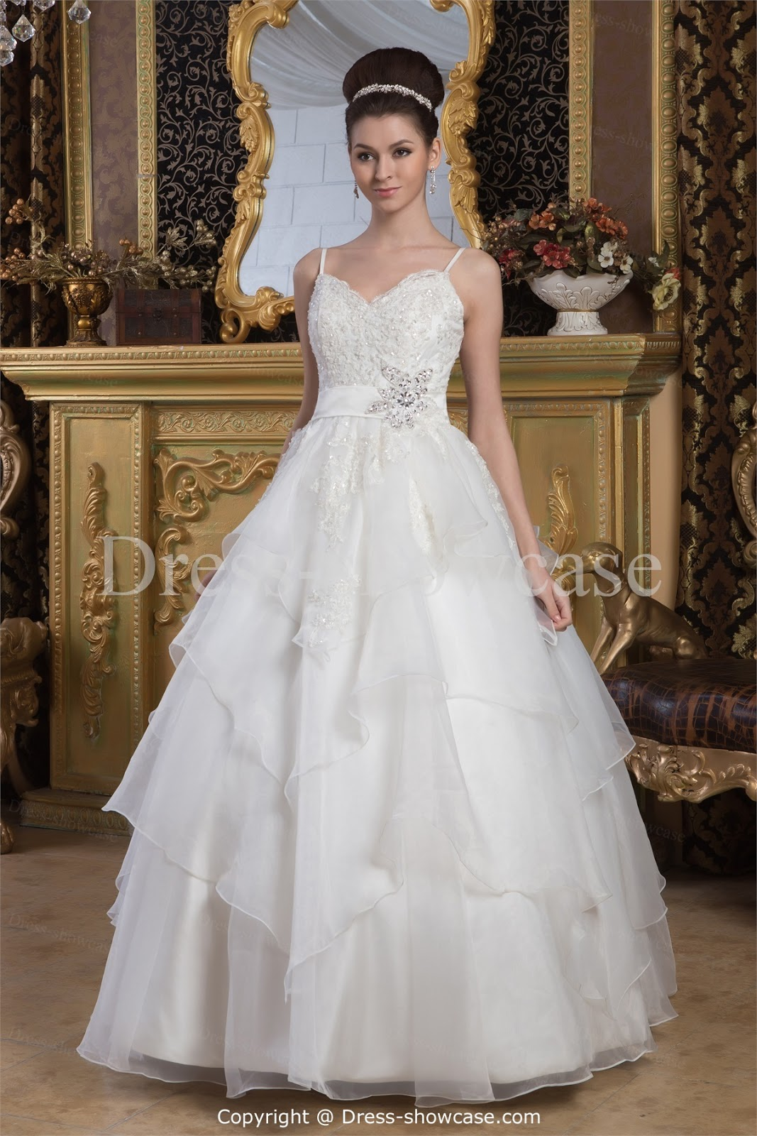 Wedding dresses for petite women for Image of wedding dresses