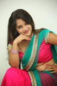 Anusha half saree photos gallery-thumbnail-13