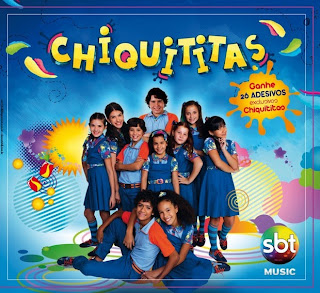 Download Chiquititas 2013 - Amigas (Danny Pink) Mp3