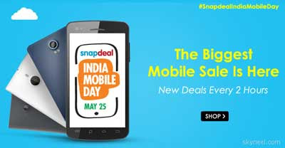 Save Money on Biggest Sale Offer on Flipkart and Snapdeal