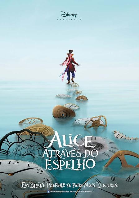 """""""Alice Através do Espelho"""""""