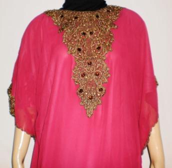 Gamis Pesta Kerancang Gp039 Grosir Baju Muslim Murah