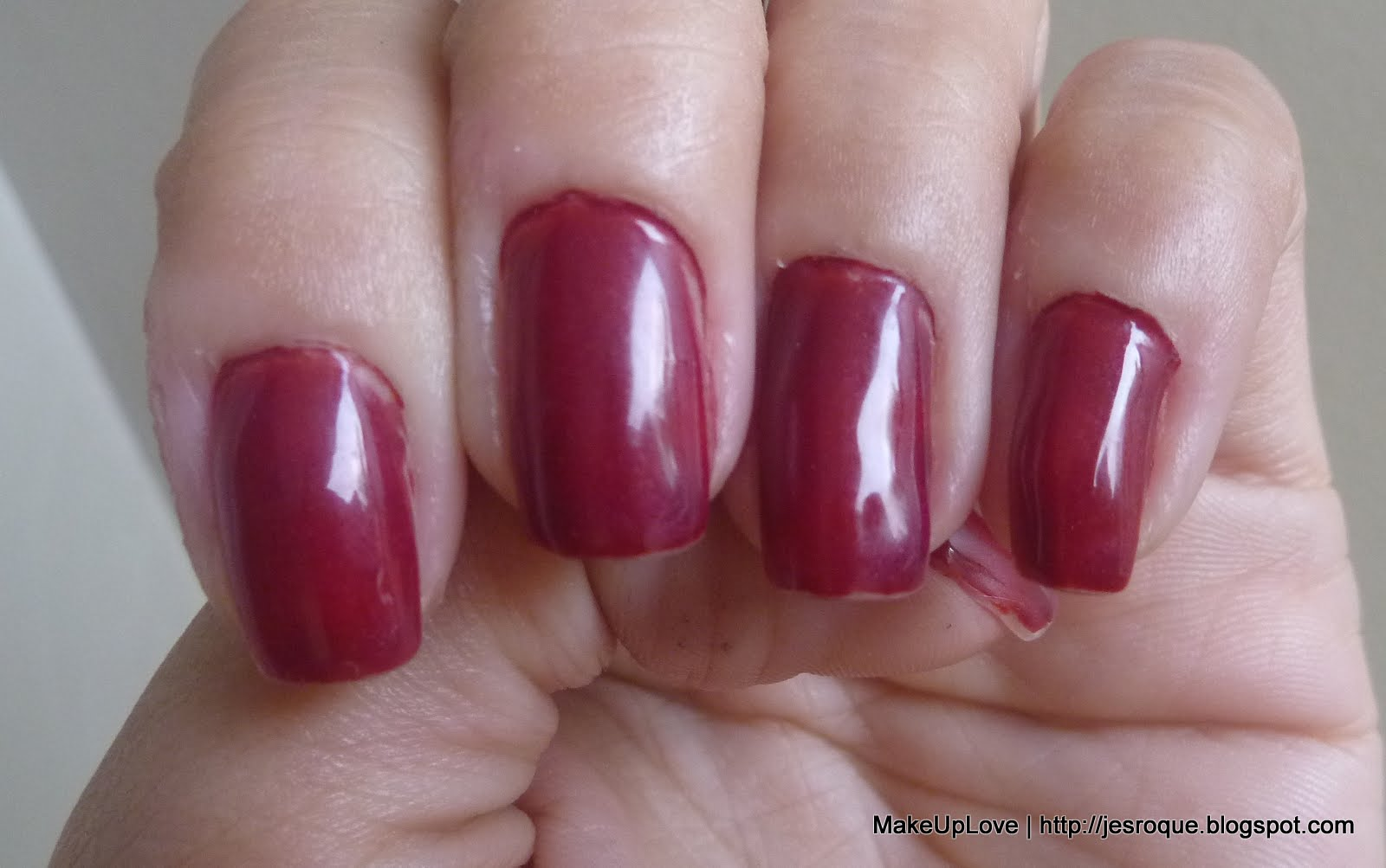MakeUpLove | Beauty, Fashion and Lifestyle: Jennifer Lynn Gel Polish