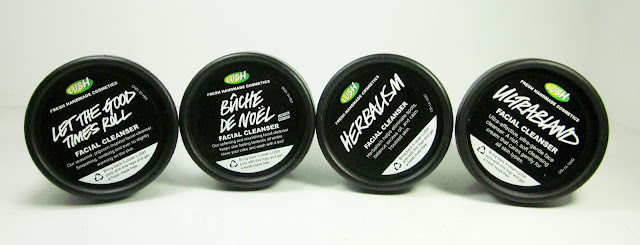 december favorites face cleansers lush cosmetics