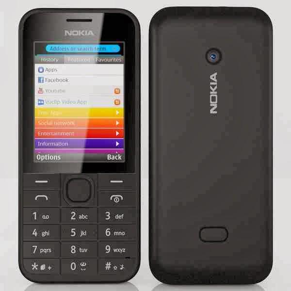 Nokia 208 (RM-948)Version 04.06 Flash File