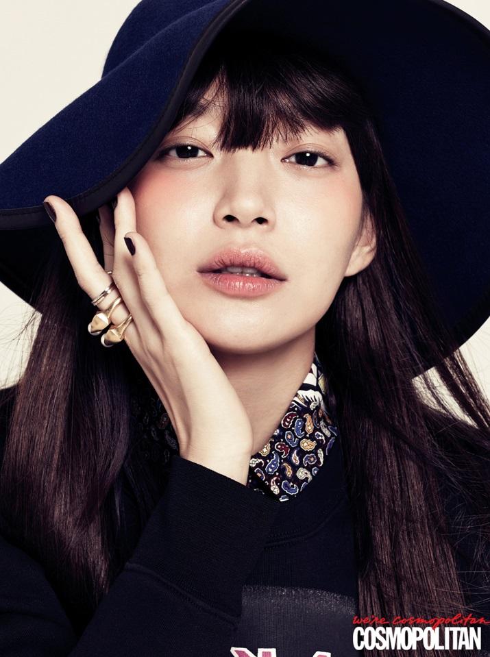 Shin Min Ah is Once Again Drop Dead Gorgeous for Marie