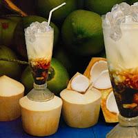 cara membuat es kelapa muda sering kita jumpai berbagai macam es yang ...