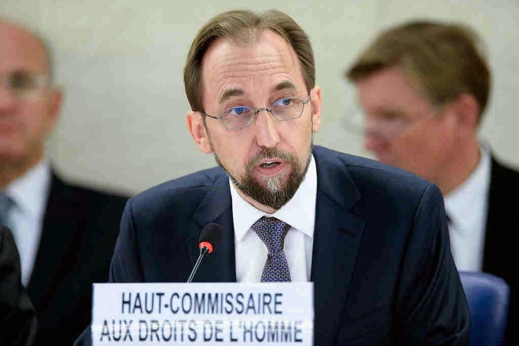 Zeid Raad Zeid Al Hussein. Foto: ONU/ Jean-Marc Ferre