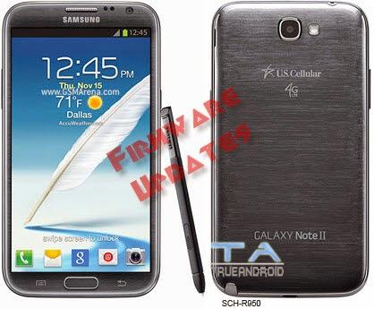 Galaxy Note 2 SCH-R950 (US Cellular)