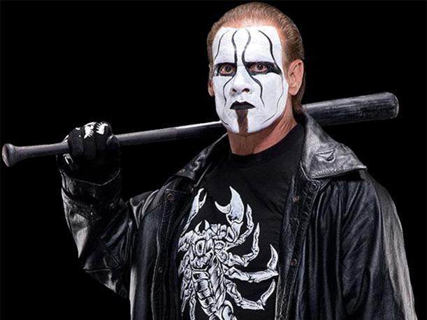 WWE confirma lesão de Sting - Noticias de Wrestling Express