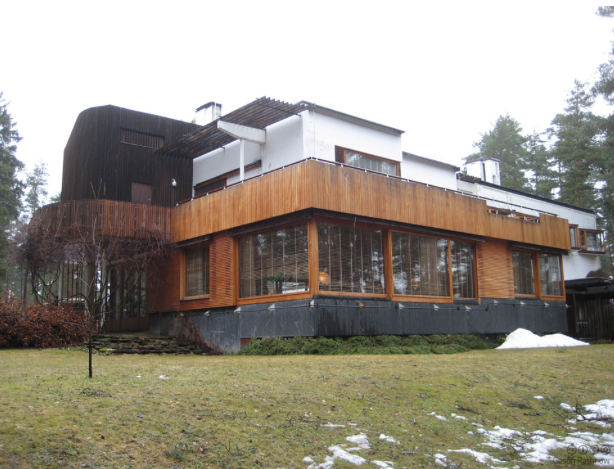 Architectureandmadness villa mairea alvar aalto - Villa mairea alvar aalto ...