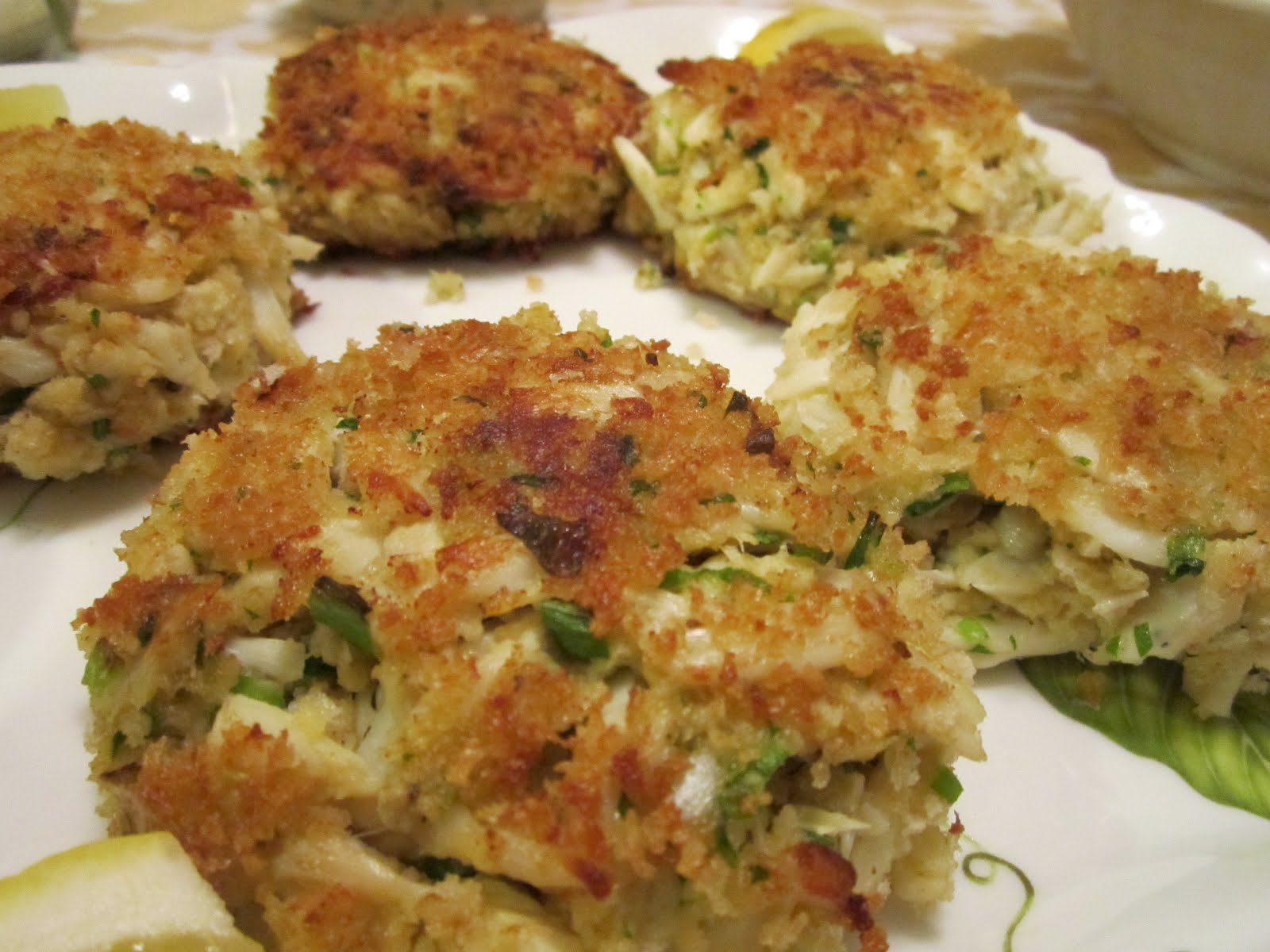 KnitOne,PearlOnion: Baltimore Crab Cakes
