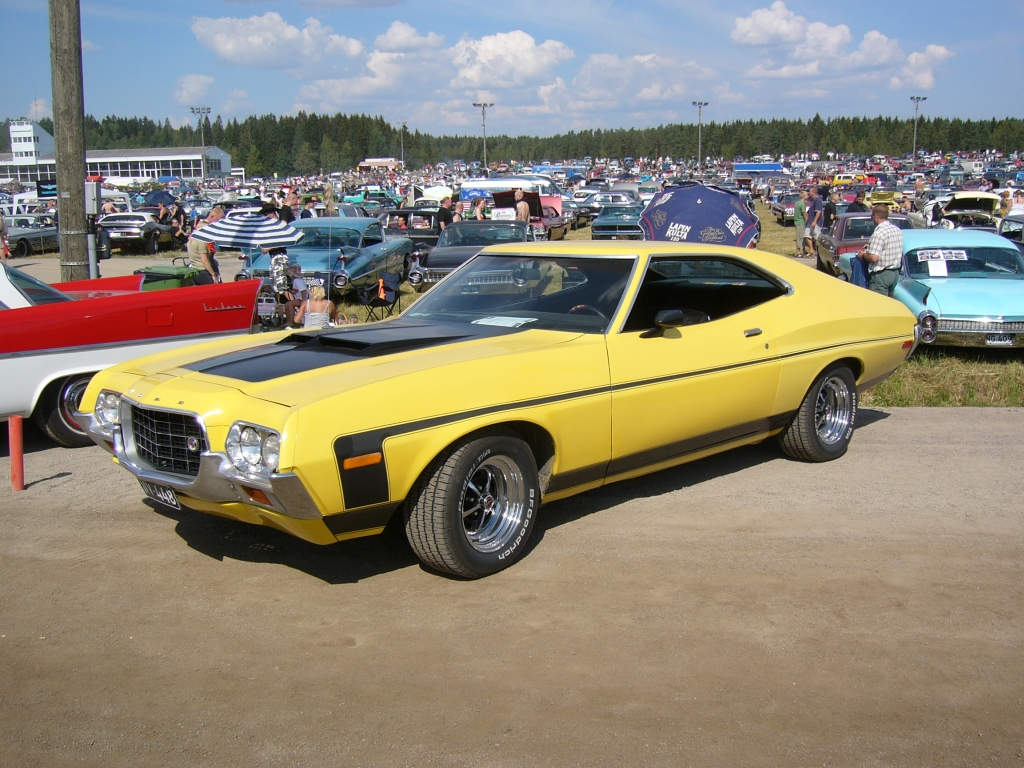 tuning cars and news ford gran torino. Black Bedroom Furniture Sets. Home Design Ideas