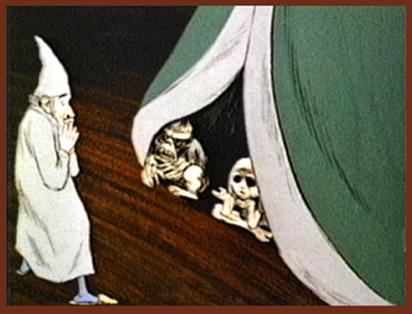Tom Sarmo: The Cranky Bird Studio: A Time for Dickens