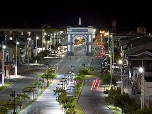 Sobral, minha linda  cidade