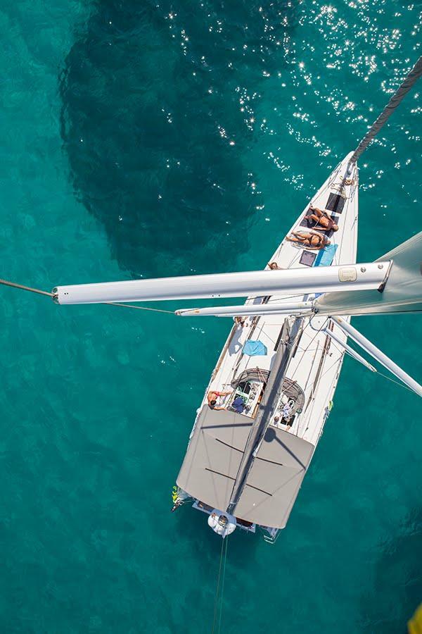 Min seglingsresa med More sailing