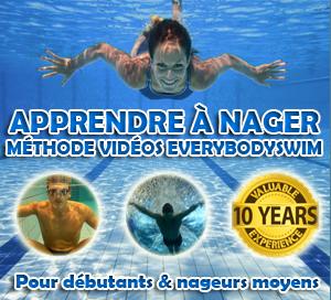 Everybodyswim, apprendre à nager en vidéo et se perfectionner en natation