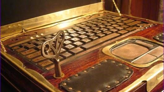 Bentuk Laptop Paling Unik