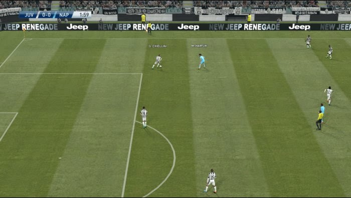 Download Ultimate Stadium Adboards untuk PES 2015