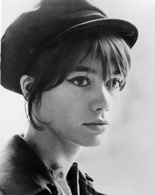 francoise hardy, ye ye girls, bobbins and bombshells