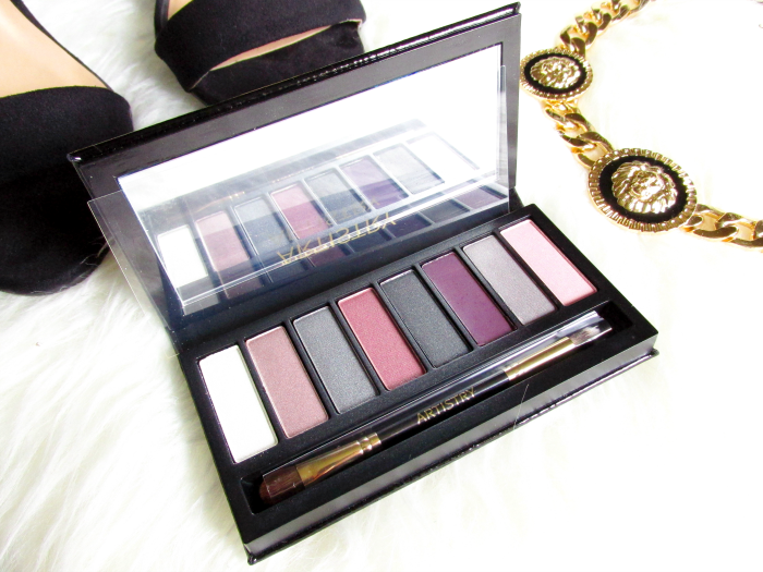ARTISTRY Little Black Dress Eyeshadow Palette - Inhaltsstoffe, Review