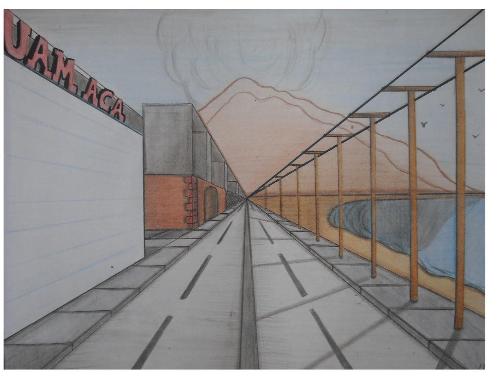 Pintura Aparador En Una Calle De Detroit ~ multecom Perspectiva (parte 2)