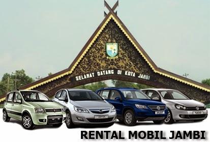 Daftar Alamat Rental mobil Di Jambi