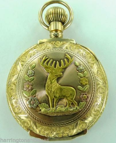 1900 Waltham Pocket Watch Valued at $6,000+