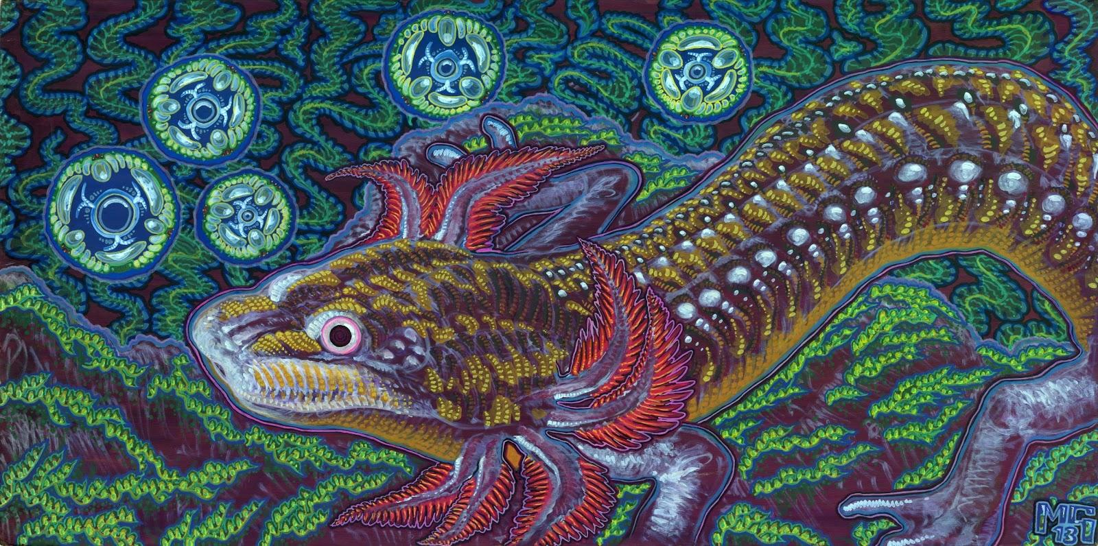 tatouage tribal salamandre - BNG Tattoo Tatouage Beautiful New Generation