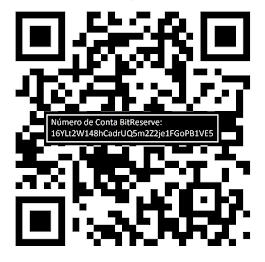 Conta para Donativos (BTC)