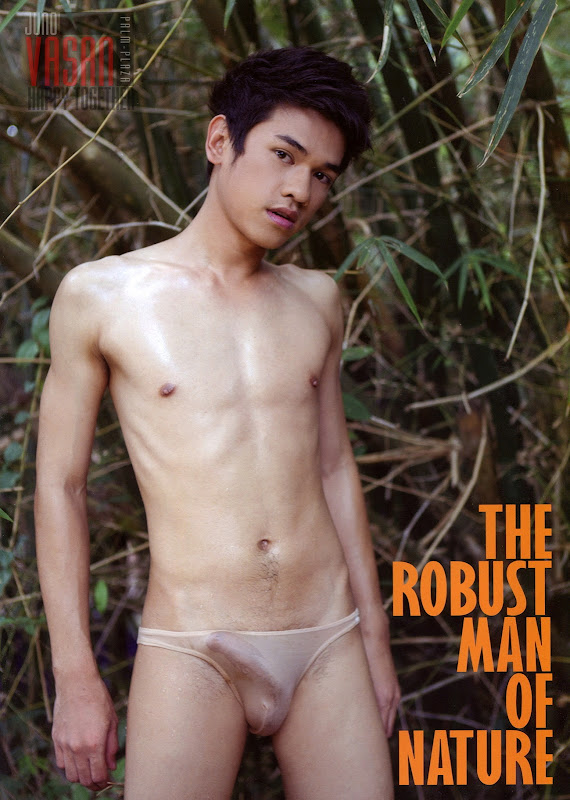 HERO014 010 Hero   Thai Magazine Naked Asian Cock
