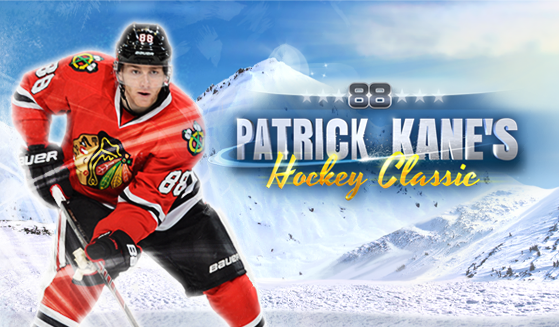 Patrick Kane's Arcade Hockey Gameplay IOS / Android
