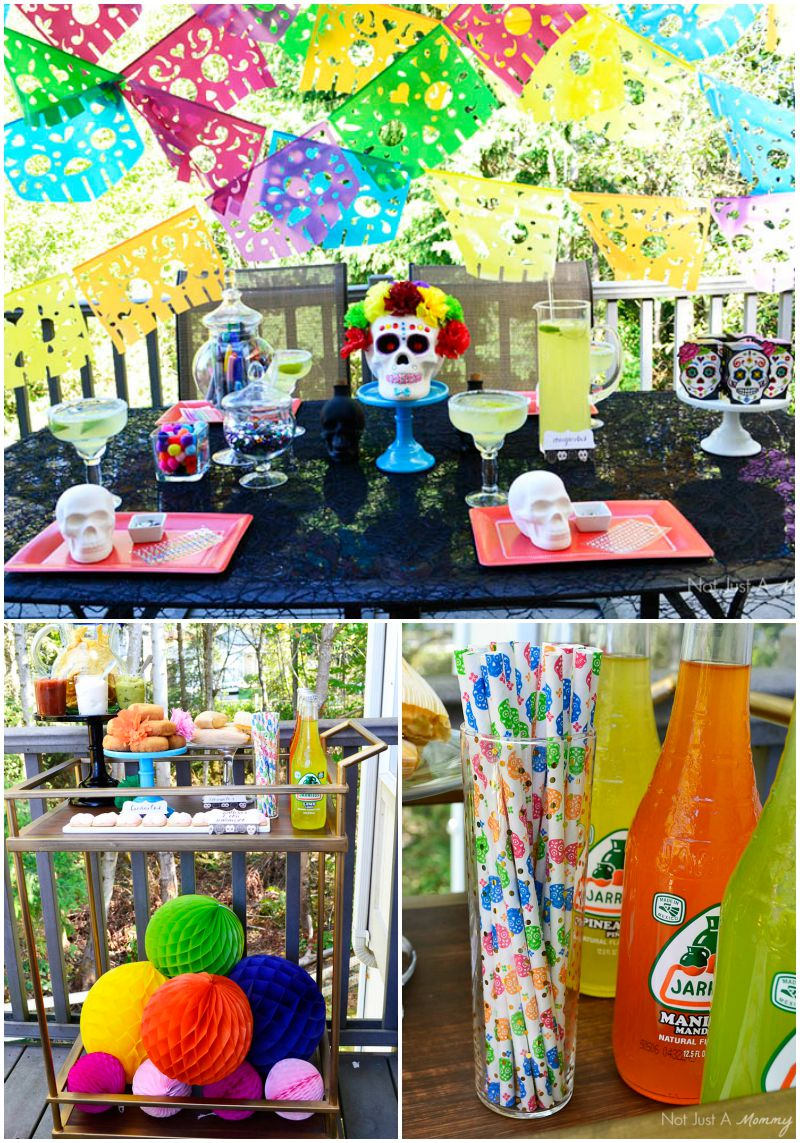 Día De Los Muertos Crafternoon Party