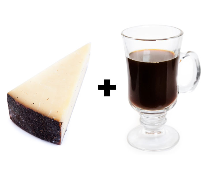 coffee cheese