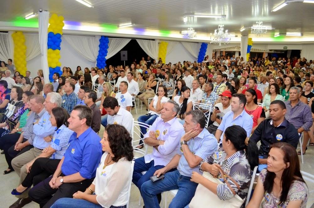 Argentina Martins lança sua campanha a deputada estadual