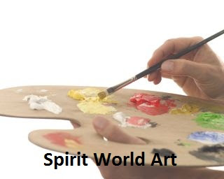 Spirit world Art