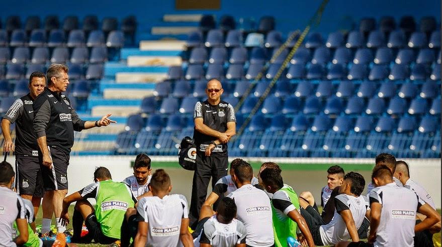 O time titular de Oswaldo de Oliveira