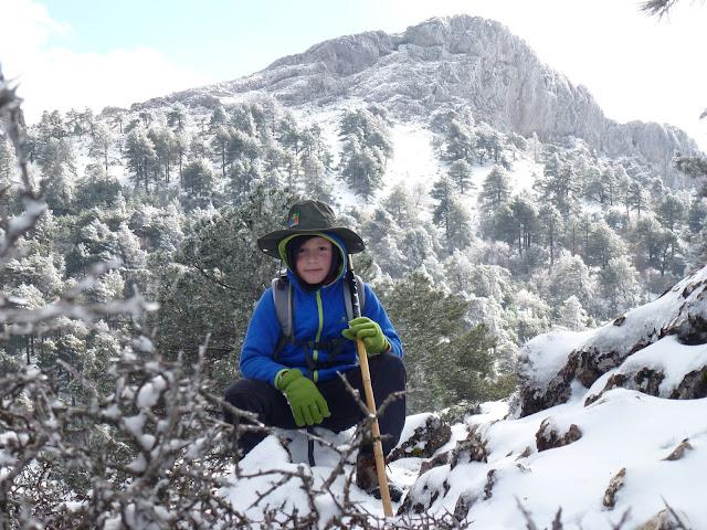 Sierra del Segura. La Almenara.